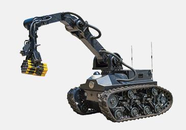 中型排爆机器人(第二代)  