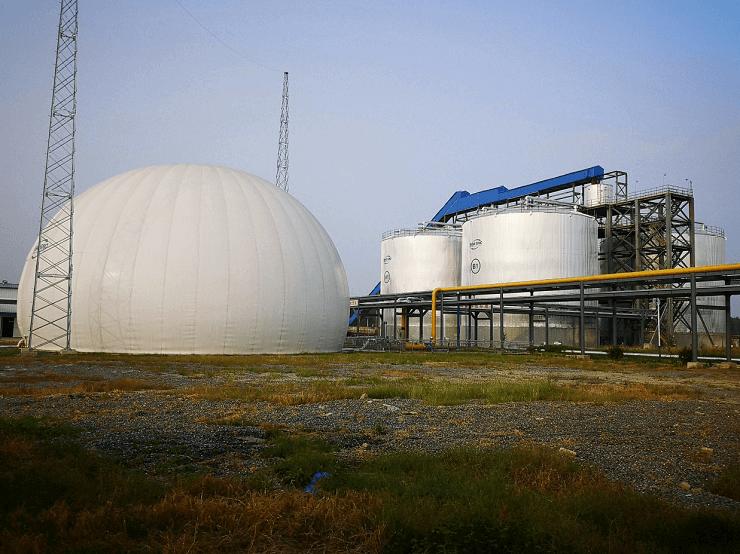规模化生物天然气提纯——国家发改委试点单位